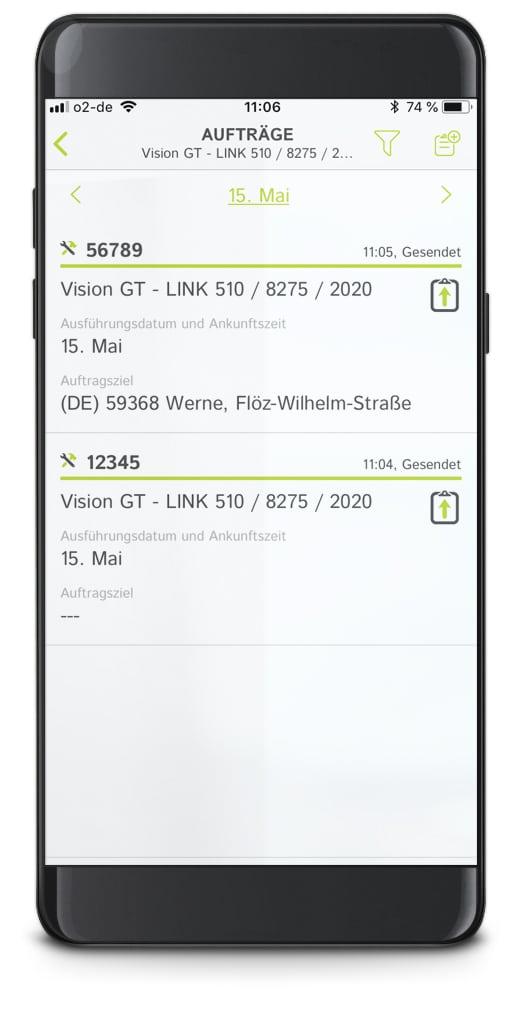 WEBFLEET® Mobile