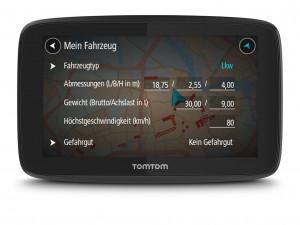 Webfleet Solutions Navigationssystem PRO 7350 / PRO 5350 TRUCK