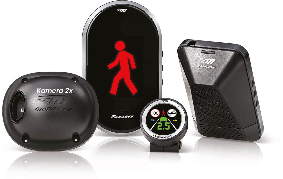Mobileye® Shield+™ SET