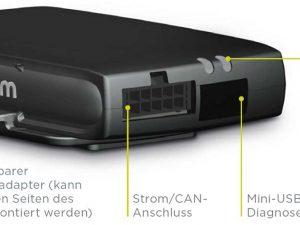 Webfleet Solutions GPS Fahrtenbuchbox LINK 610