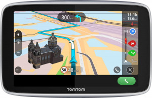 "TomTom GO Premium World 6"" Navigationsgerät"