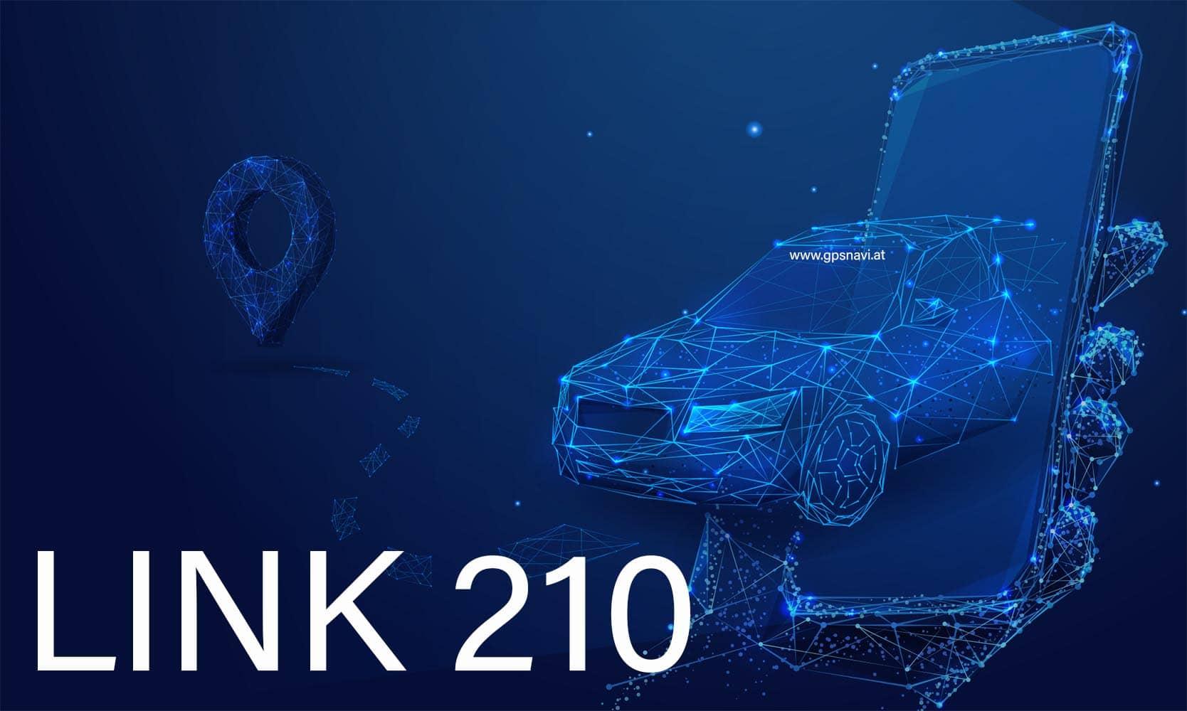 Webfleet Solutions Ortungsstecker LINK 210 OBD2