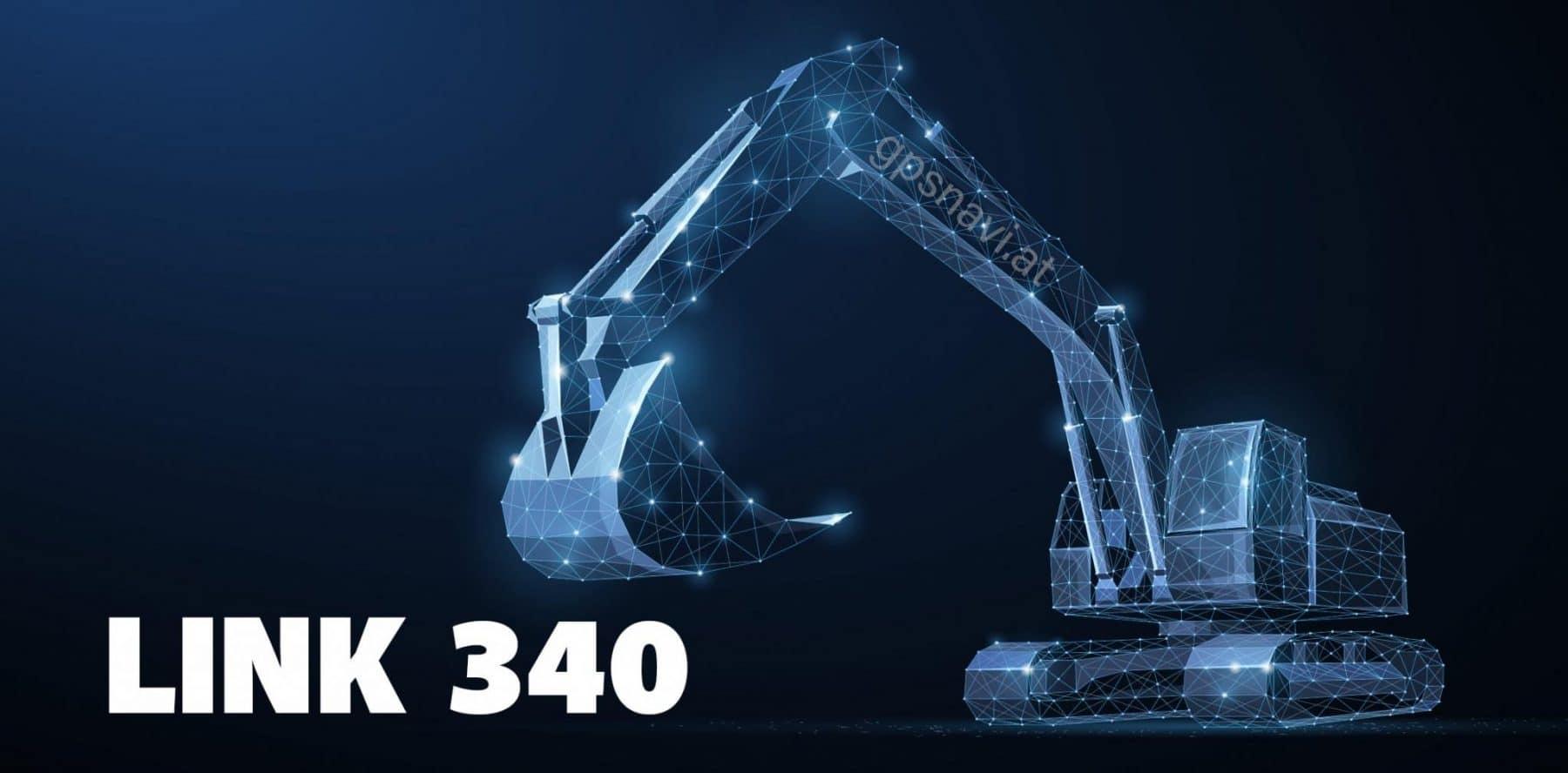 LINK 340 Baumaschinenortung