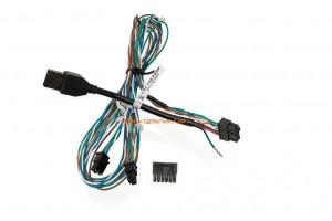 # 10856 # 9KX4.002.40.1.1 Webfleet Solutions Stromkabel Adapterkabel 1Stk.LINK 300/310 auf LINK 710 und LINK 740
