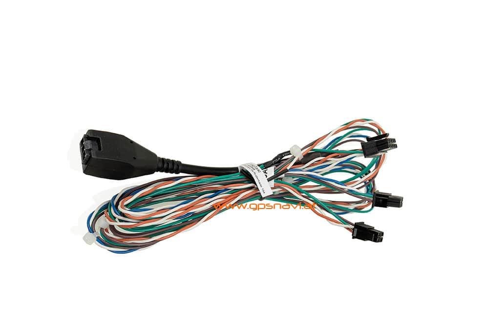 # 10854 # 9KX4.002.60.1.1 Webfleet Solutions Adapterkabel 1Stk. von LINK 410/510/530 auf LINK 710 und LINK 740