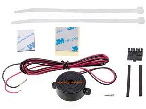 # 10852 # 9KXB.001.00 Webfleet Solutions External Buzzer - Summer 12V für LINK 710 / LINK 740