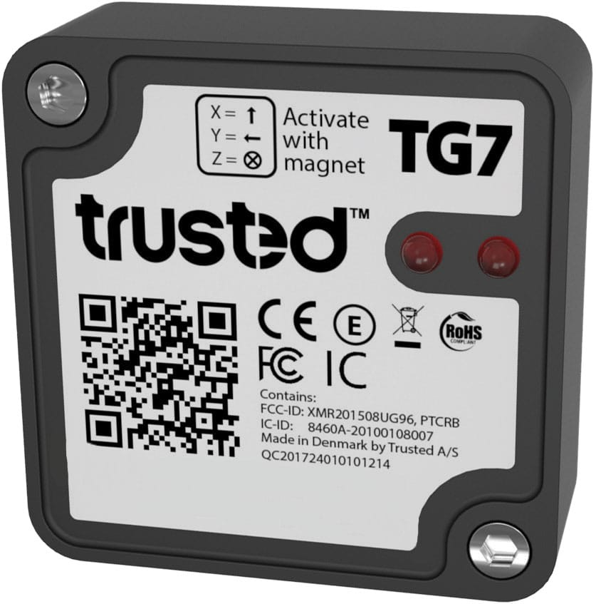 trusted™ TG7 GPS Ortungsgerät