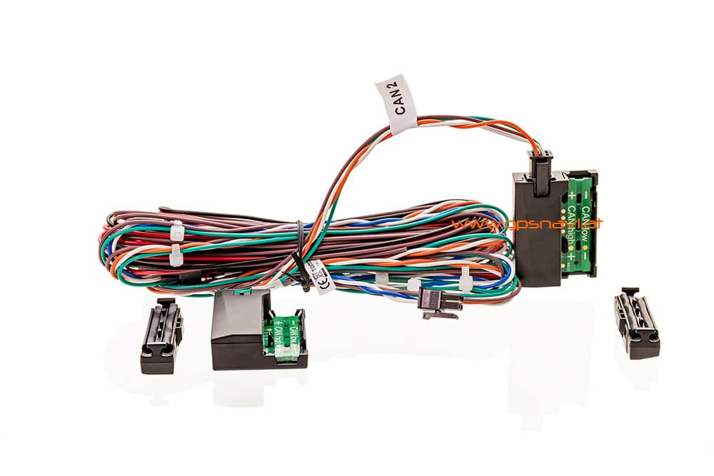 #10297 # 9KX0.001.02.1 / 9KX0.001.02.2 Webfleet Solutions LCS100 (x2) & CAN Sensor Cable für LINK 610 , LINK 710 und LINK 740