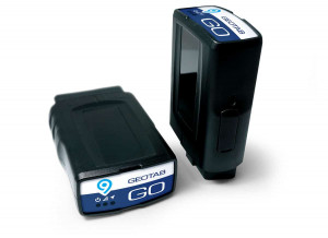 Bild: Geotab GO9™ GPS Telematik Steckerbox OBD2