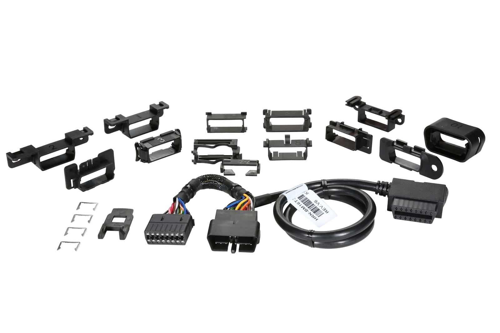 Geotab OBD2 Y-Kabelbaumadapter für verdeckten GPS Stecker Einbau