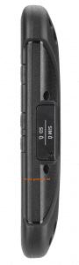 Webfleet Solutions Fahrerterminal PRO 8475 u. PRO 8475 TRUCK seitlich mit SD und SIM Slot